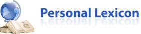 Personal Lexicon